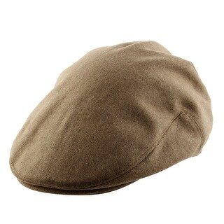 Winter Vintage Style Newsboy Ivy Cap Driving Casual Flat Warm Beret Hat Khaki