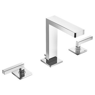 Symmons SLW-3612 Duro Widespread Bathroom Faucet Free Metal Pop-Up Drain Assembly with purchase