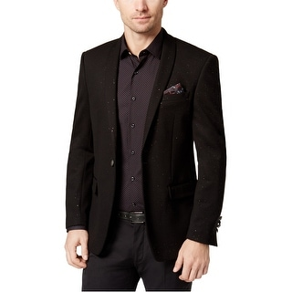 Link to Tallia Mens Sparkle Sport Coat Similar Items in Sportcoats & Blazers