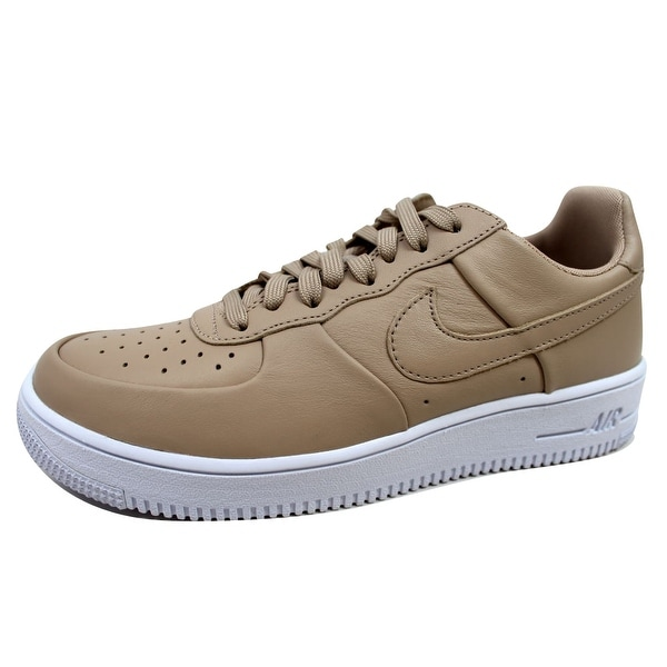 953e0615467a Nike Men s Air Force 1 Ultraforce Leather Linen Linen-White 845052-200