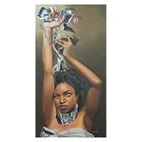''Free Yourself'' by Edwin Lester African American Art Print (38.5 x 22 in.)