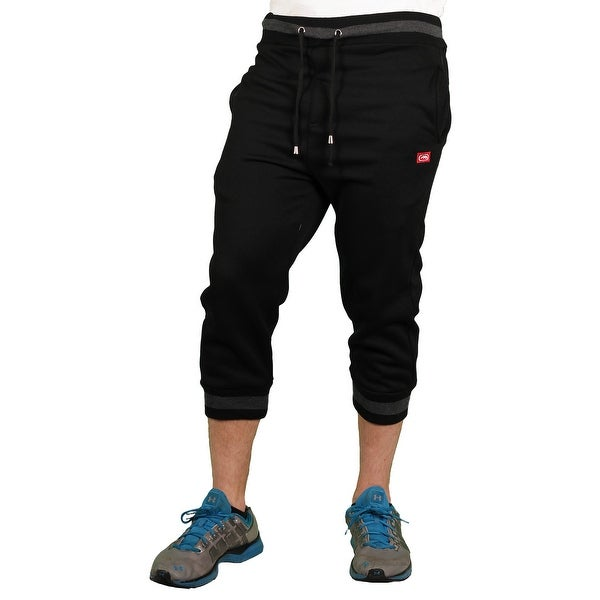 Ecko Unltd Men's Cropped Fleece Jogger Pant