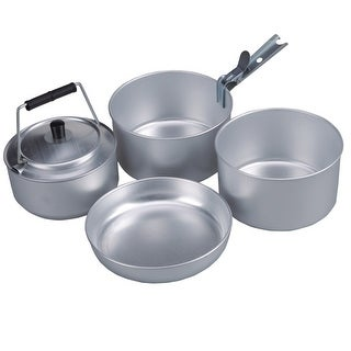 AceCamp 4-Person Cooking Set