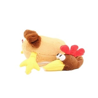 M&F Western Toy Kids Chicken Giggling Rolling Child Yellow 50882