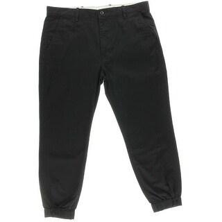 Levi's Mens Twill Regular Fit Jogger Pants