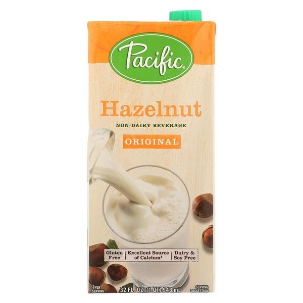 Pacific Natural Foods Hazelnut - Original - Case of 12 - 32 Fl oz.