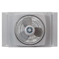 Lasko Products W16900 16 Inch Window Fan With E-Z-Dial Ventilation