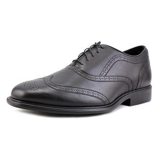 Neil M Chairman Oxford Round Toe Leather Oxford