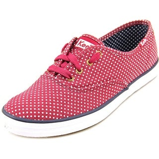 Keds CH OX Round Toe Sneakers