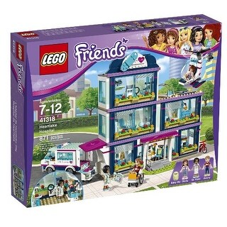 LEGO(R) Friends Heartlake Hospital (41318)