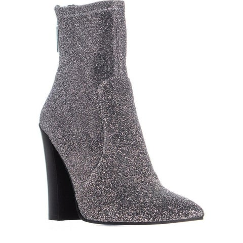 Dolce Vita Elana Ankle Boots, Pewter