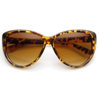 Link to Womens Oversized High Fashion Cat Eye Sunglasses Similar Items in Women's Sunglasses