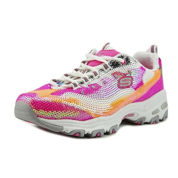 Shopping Multi or Orange Skechers Shoes Women