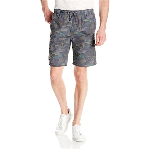 Unionbay Mens Wave Pull-On Casual Walking Shorts