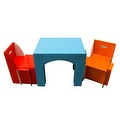 Children's Table and Chair Set - Thumbnail 0