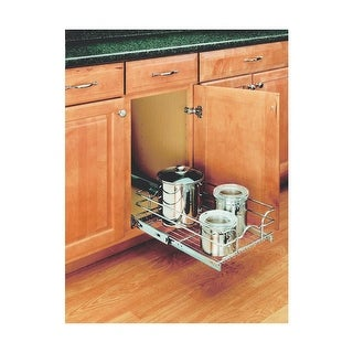 Rev A Shelf 1-Tier 12 Chrm Basket