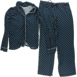 Nordstrom Lingerie Womens Modal Blend Modal Pajama Set - S