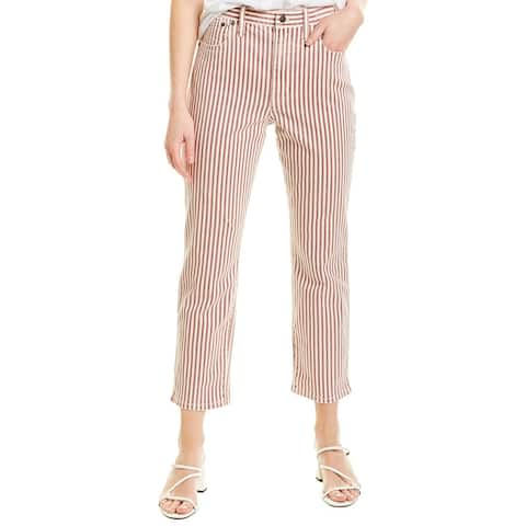 Madewell High-Rise Slim Pant