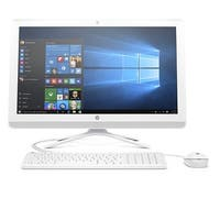 "Refurbished - HP 24-E025T 23.8"" AIO Desktop Intel Core i3-7100U 2.4GHz 4GB 1TB Windows 10"