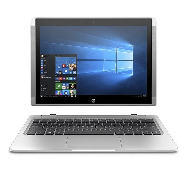 "Refurbished - HP Pavilion 12-B096MS 12"" Touch Laptop Intel Core M3-6Y30 900MHz 4GB 128GB Win10"