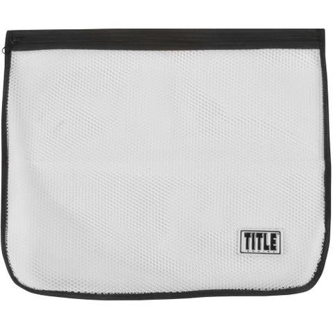 Title Boxing Mesh Handwraps Wash Bag - Large - L