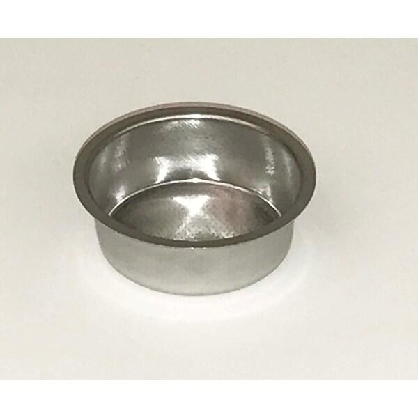 NEW OEM Delonghi Two Cup Filter Originally Shipped With BAR41, BARM29U, BAR16UB