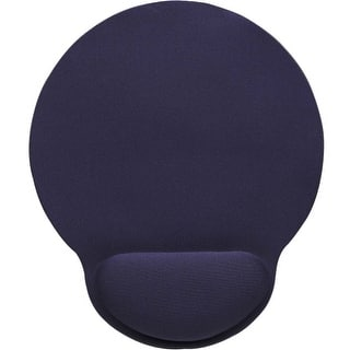 Manhattan Products 434386 Manhattan Wrist-Rest Gel Mouse Pad, Blue - Gel material promotes proper hand and wrist position|https://ak1.ostkcdn.com/images/products/is/images/direct/bf562edd115de5dc6e7ef4715277f3aae0453f70/Manhattan-Products-434386-Manhattan-Wrist-Rest-Gel-Mouse-Pad%2C-Blue---Gel-material-promotes-proper-hand-and-wrist-position.jpg?impolicy=medium