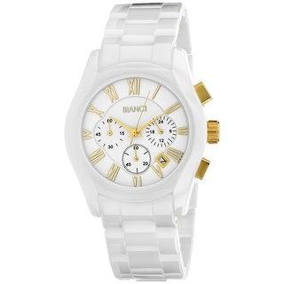Roberto Bianci Men's Classico RB58761 White Dial Watch