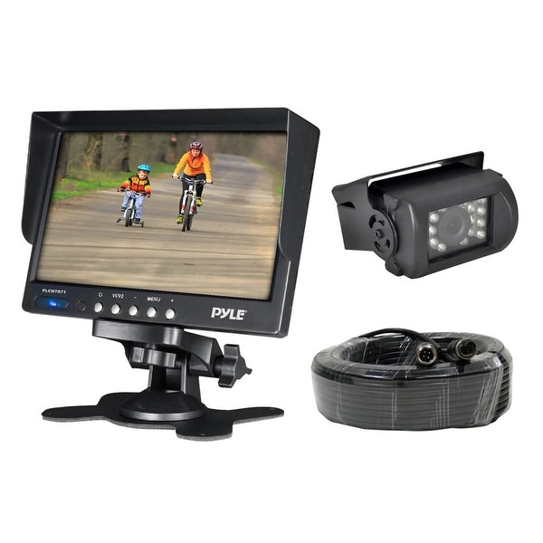 """Pyle 7"""" Monitor with camera"""