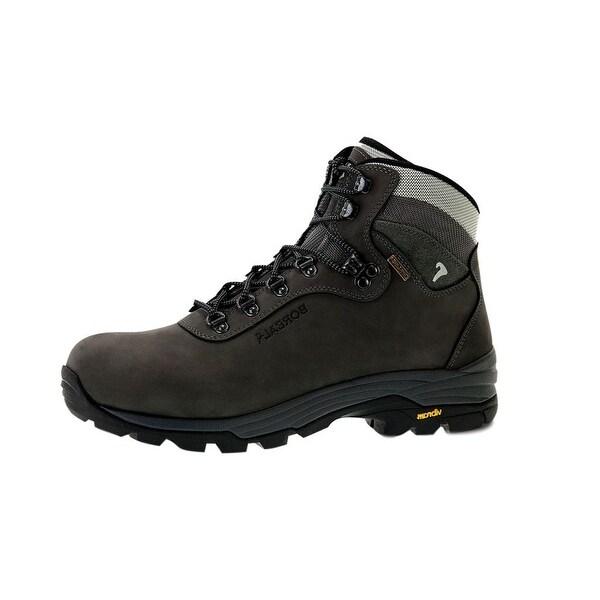 Boreal Climbing Boots Mens Lightweight Ordesa Gris Grey 47011
