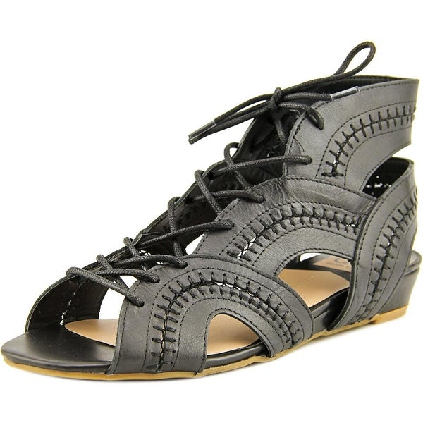 DV By Dolce Vita Wylla Women Open Toe Leather Gladiator Sandal