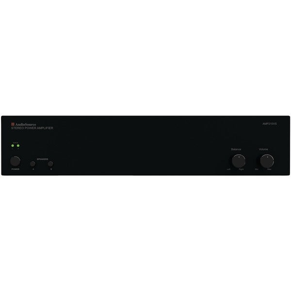 Audiosource Amp210Vs Amp210Vs 2-Channel Analog Power Amp (100 Watts Per Channel)