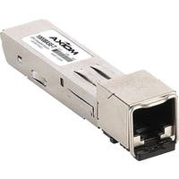 """Axion SFP-TX-AX Axiom 1000BASE-T SFP for Aruba - For Data Networking - 1 x 1000Base-T - 128 MB/s Gigabit Ethernet1 Gbit/s"""