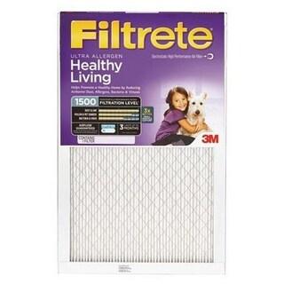 3M 2025DC-6 Living Ultra Allergen Filter, Pack of 6