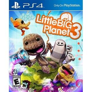 LittleBigPlanet 3 - PlayStation 4 (Refurbished)