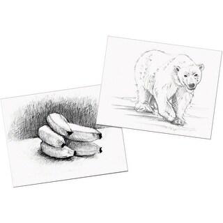 "Pacon Art 1St Sketch Paper Pad 9""X12""-50 Sheets"
