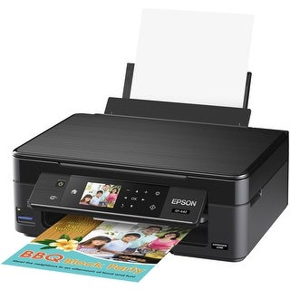 Epson C11cf27201 Xp440 Expression Home Xp-440 Inkjet Multifunction Color Printer