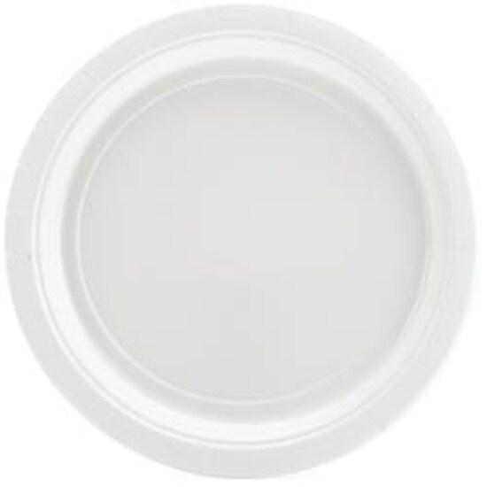 White - Big Party Pack Dinner Plates 9\  50/Pkg  sc 1 st  Overstock & White - Big Party Pack Dinner Plates 9\