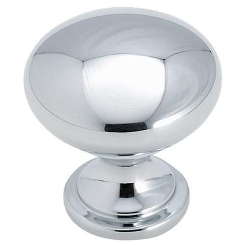 Amerock BP4271 Allison Value Hardware 1-1/4 Inch Diameter Mushroom Cabinet Knob