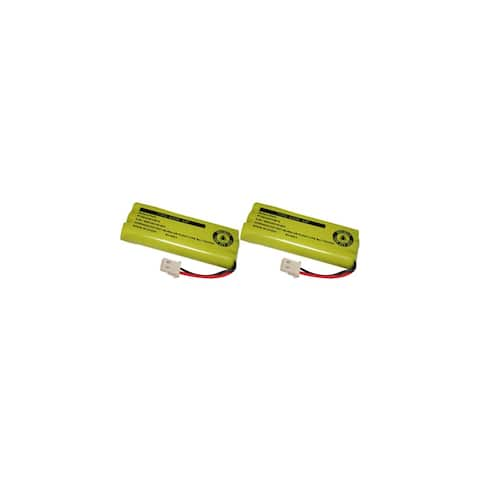 Replacement VTech LS5146 NiMH Cordless Phone Battery - 550mAh / 3.6V (2 Pack)