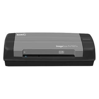 Ambir DS687IX-AS Ambir ImageScan Pro 687ix Sheetfed Scanner - 600 dpi Optical - 48-bit Color - 8-bit Grayscale - Duplex Scanning https://ak1.ostkcdn.com/images/products/is/images/direct/bf640118bdbb624c905c53321a5516f0af1d7033/Ambir-DS687IX-AS-Ambir-ImageScan-Pro-687ix-Sheetfed-Scanner---600-dpi-Optical---48-bit-Color---8-bit-Grayscale---Duplex-Scanning.jpg?impolicy=medium