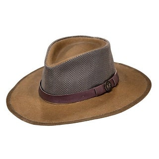 Outback Trading Hat Mens Quality Kodiak Mesh Oilskin Rugged 1472