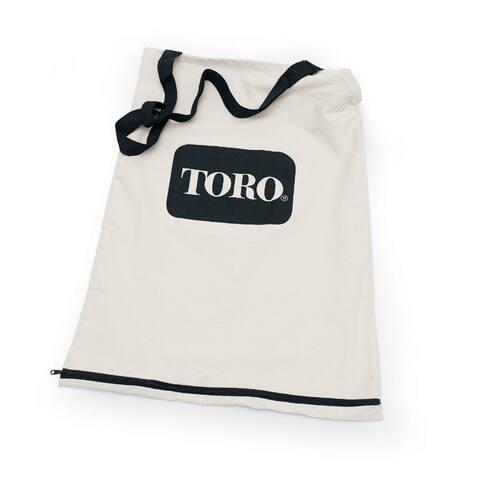 Toro 51503 Blower/Vacuum Replacement Bag, Bottom Zipper