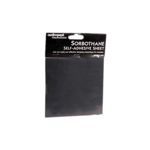 AudioQuest Sorbothane Self-Stick Sheet (6x6)