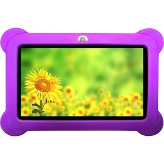"""Zeepad KIDSZEEPAD-PPL Zeepad Kids Tablet - Purple - Silicone"""