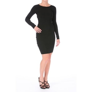 MLV by Mayren Lee Viray Womens Adrianna Bandage Fitted Cocktail Dress