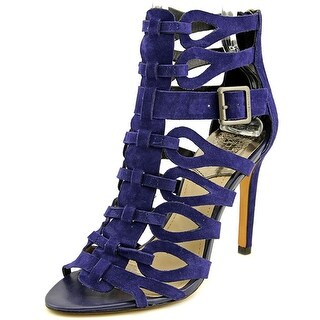 Vince Camuto Ombre Open Toe Suede Sandals