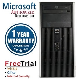 Refurbished HP Compaq DC5750 Tower AMD 3500+ 2.2G 2G DDR2 80G DVD WIN7 Home Premium 32 1 Year Warranty