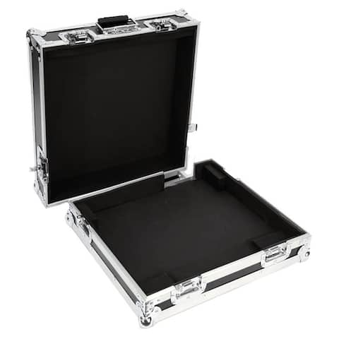 Fly Drive Case For Mackie Cfx12 Pro Mixer Or Similarly Sized Equipment