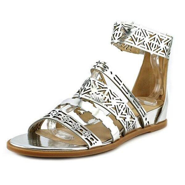 Via Spiga Emilia Open Toe Leather Gladiator Sandal